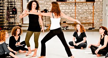 Stage de danse thérapie