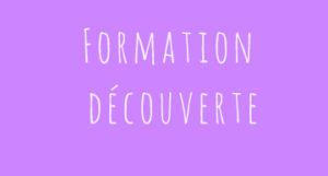 Formation Découverte Per se Nota